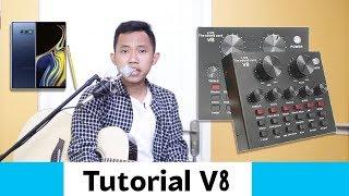 Download lagu TUTORIAL Cover Gitar V8 CUMA PAKE HP Supaya Jernih !!! !! CARA REKAM SUARA TANPA PC / LAPTOP