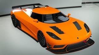 GTA Online: SA Super Sport Series - Overflod Entity XXR