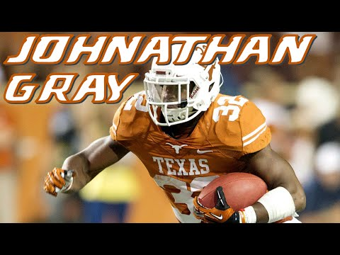 Johnathan Gray (Texas RB) vs West Virginia 2014
