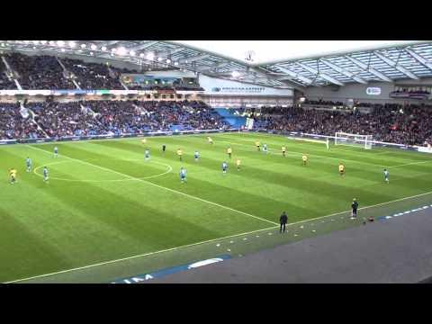 Brighton & Hove Albion v Brentford