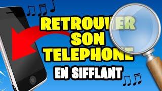 COMMENT TROUVER MON TELEPHONE EN SIFFLANT screenshot 1