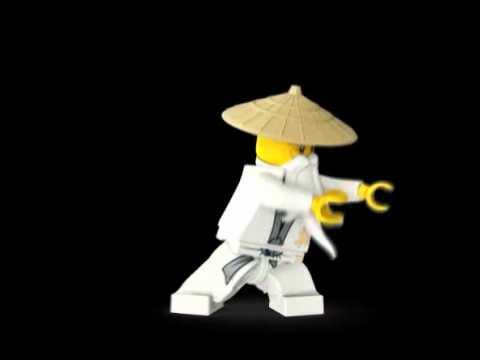 Lego ninjago sensei wu youtube - Sensei ninjago ...