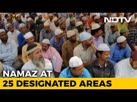 76 Duty Magistrates Appointed In Gurgaon To Oversee Friday Prayers
