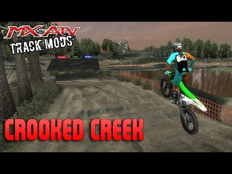 MX Vs ATV Reflex | Crooked Creek National | Track Mod