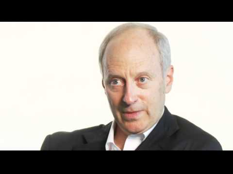 Michael Sandel: video interview