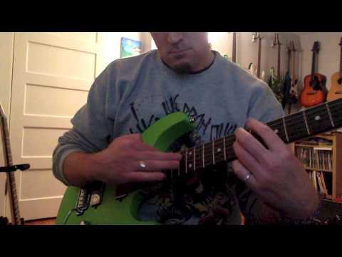Joe Satriani The Forgotten Part 1 guitar cover Andy Wood custom Suhr Kemper