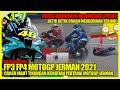 DETIK DETIK CRASH FATAL TIKUNGAN KEMATIAN FP3 FP4 MOTOGP JERMAN 2021 KECEPATAN ROSSI MENINGKAT PESAT MP3