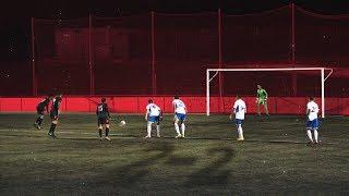 2 2 y penalti en contra partido de ftbol real en tercera divisin