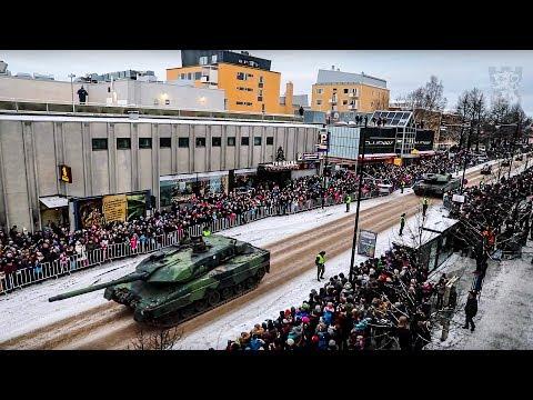 Suomi 100 – Itsenäisyyspäivän paraatin kulissien takana | Finland 100 years – Behind the scenes