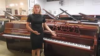 4th Generation Mary Schaeffer Describes Schaeffer's Signature Line