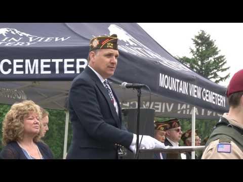 2017 Memorial Day Service