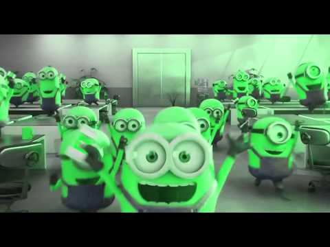 Learn Colors with Nice Minions Banana Song for Kids Funny Minion Movie   Learning Colora