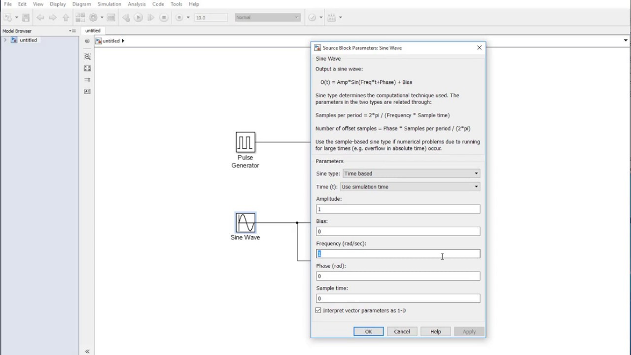 what is matlab simulink triggered subsystem block [ 1280 x 720 Pixel ]