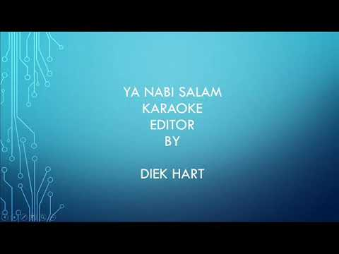 Ya Nabi Salam Alaika Karaoke