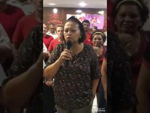 Fátima Bezerra prestigia Curso Lula Livre em Natal