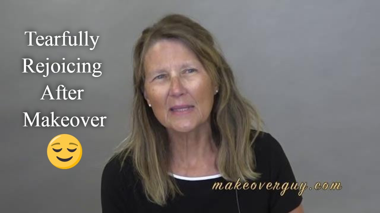 "I've Never Been A ""Girly"" Girl: MAKOVERGUY Makeover"