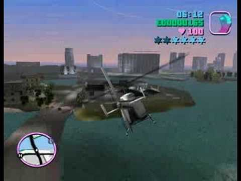 Vice City 2 Helicopter