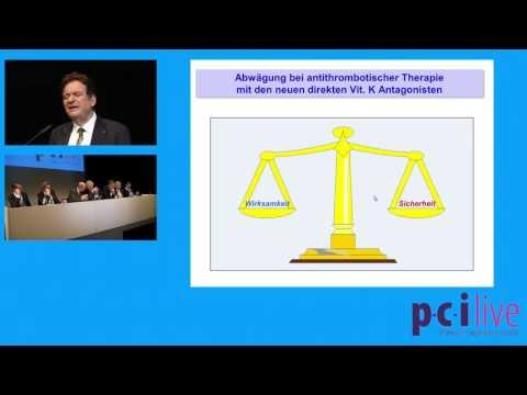 pci-live 2013: Triple Therapie, Vortrag von Prof. Silber