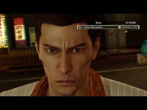 Cirno Plays Yakuza 0 - Part 6