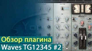 Подробный обзор плагина Waves TG12345. Часть 2. Практика [Yorshoff Mix]