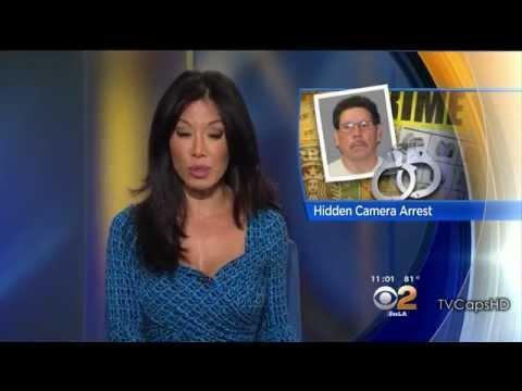 Sharon Tay 2015/08/18 CBS2 Los Angeles HD