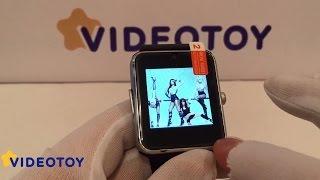 Умные часы GT 08 - демонстрация работы. Обзор часов Smartwatch GT08 - стильные часы 0+