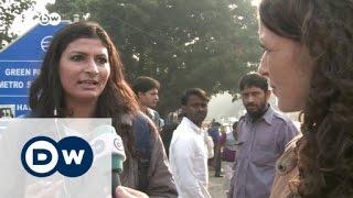 Neu Delhi: Leben unter der Smogglocke   DW Nachrichten