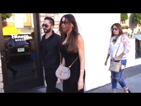Sofia Vergara Gets Testy When Asked About Her Married Life!