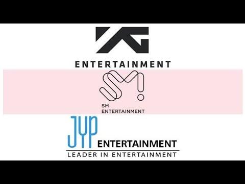 ENG PRODUCE X 101 Reaction to SM YG JYP Entrance
