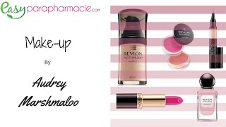 Make-up by Audrey Marshmaloo - Easyparapharmacie Thumbnail