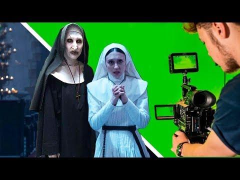 Efsane Korku Filmlerin Kamera Arkasına İnanamayacaksınız ( ÖZEL EFEKTLERİN ÖNCESİ VS SONRASI )
