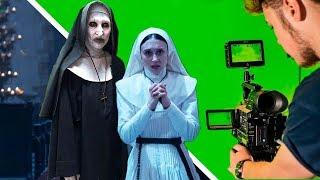 Efsane Korku Filmlerin Kamera Arkasına İnanamayaca