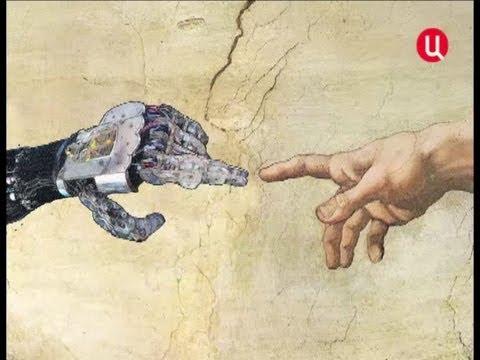 Человек-машина. Специальный репортаж