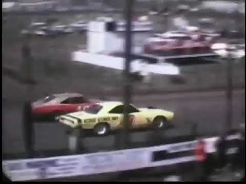 Knoxville Raceway USAC Late Models - 1972