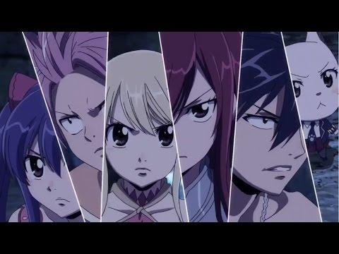 Fairy Tail Movie 2: Dragon Cry PV русская озвучка Suzex /Хвост Феи: Плач Дракона трейлер 2