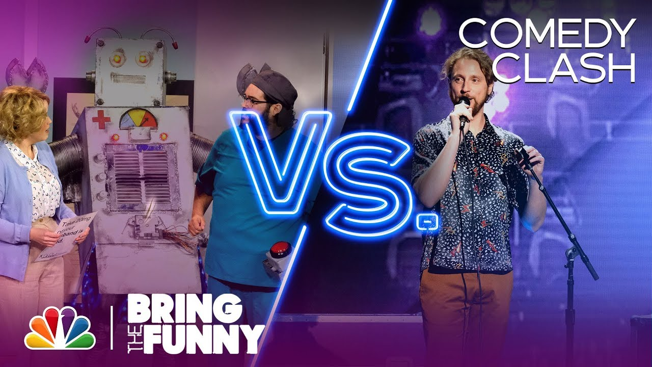 Sketch Group The Valleyfolk Performs In The Comedy Clash Round Bring The Funny Comedy Clash Youtube