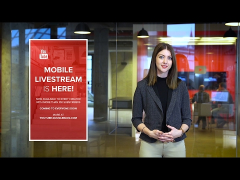 Social Media Weekly Roundup: YouTube's Mobile Live…