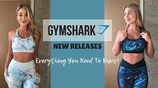 GYMSHARK NEW RELEASES  SPRING SUMMER HAUL  Sophie Aris