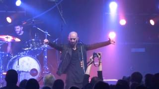 X Ambassadors -  Hang On - Live at The Fillmore in Detroit, MI on 5-4-16