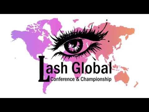 Lash Global Championship and conference Montreal 2018 #lashglobal2018