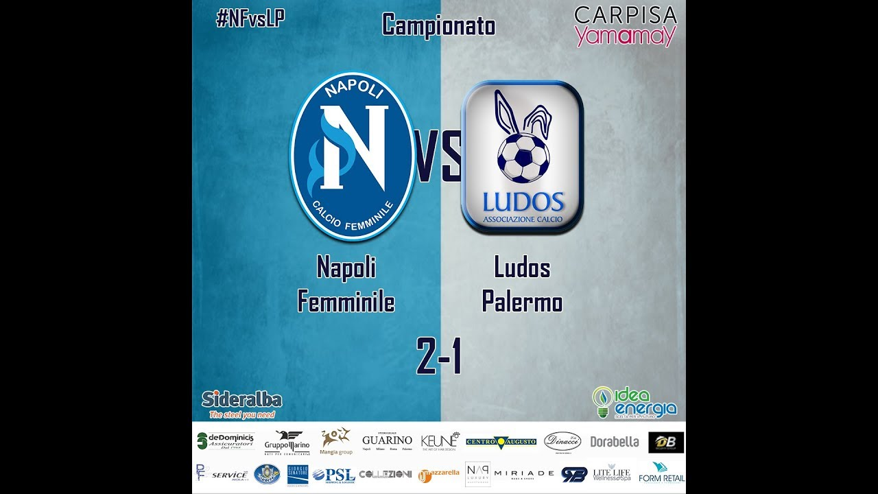 Napoli Women vs. Ludos Palermo