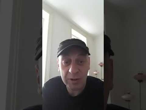 Alf Poier - offizielle Ansprache zu Allerheiligen