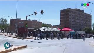 Coronavirus en Córdoba: largas colas para hisopados en el Polo Sanitario