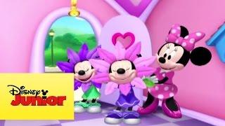 Minnie Toons: Um Jeitinho nas Flores