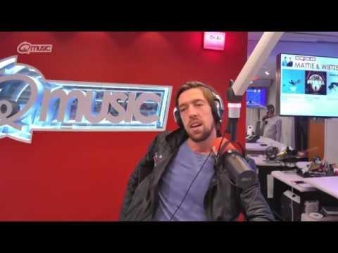 Mattie boos op Joey om scheurkalender // Q-music