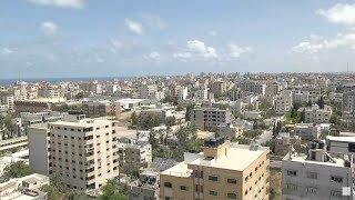 Gaza Strip following 'extensive attacks' from IDF