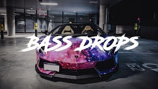 🔈BASS DROPS🔈 CAR MUSIC MIX 2018 🔥 BASS BOOSTED SONGS ELECTRO & HOUSE MIX 2018