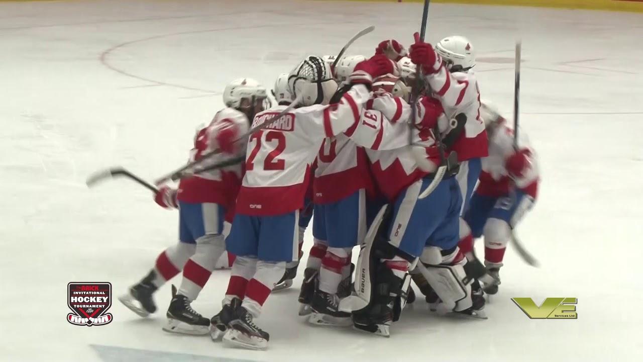 Game Winning Goals Day 1 2019 Brick Invitational Hockey Tournament