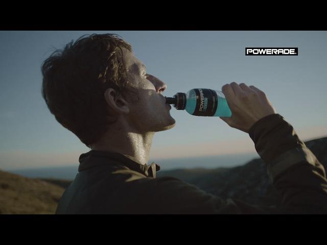 Idrata la tua motivazione con Powerade