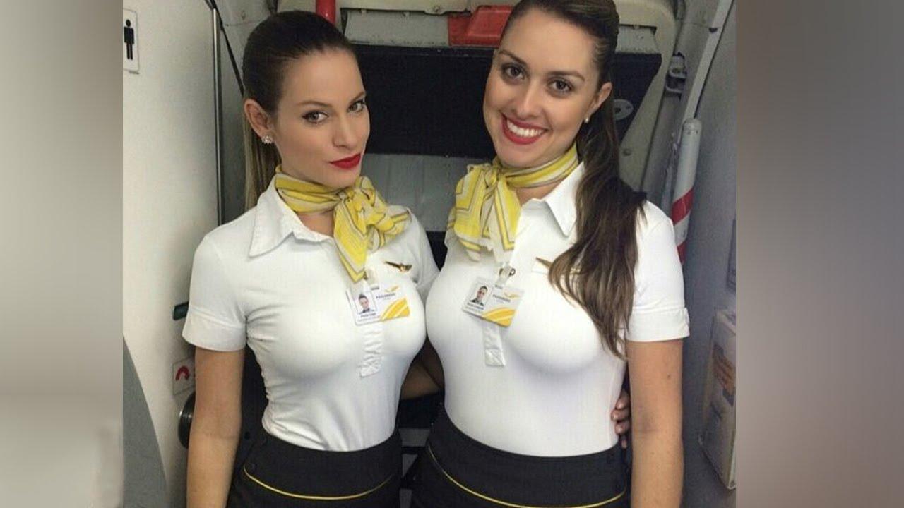 Непристойное видео стюардесс фото 7-477